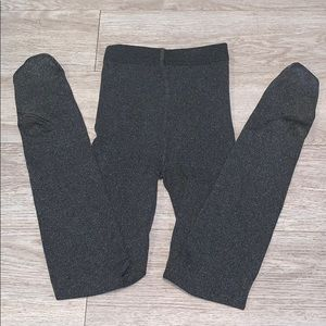 Urban Outfitters fleece lined tights